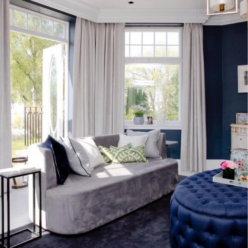 marmor sidebord stue