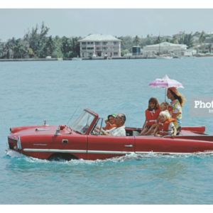 Sea drive by Slim Aarons