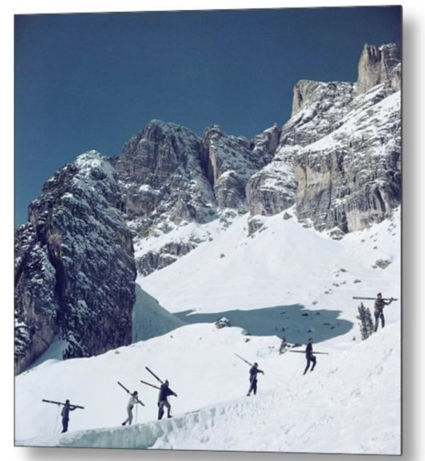 Cortina d'Ampezzo by Slim Aarons