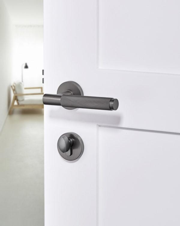 Copenhagen dørhåndtak grå